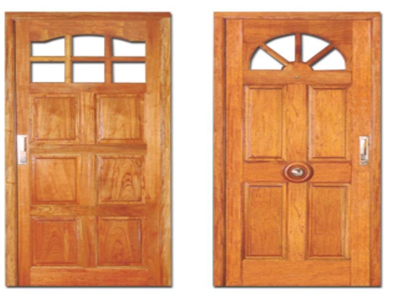 Puertas de madera en veracruz pictures to pin on pinterest - Pueras de madera ...